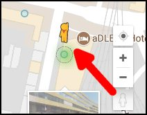 Google Maps: mit dem Pegman Panoramas aufrufen