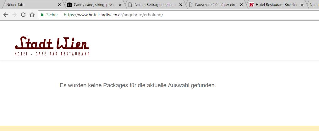 SEO-Eigentor: Link von Google indiziert – Angebot aber längst offline. Besucher verlässt die Seite (Bounce)