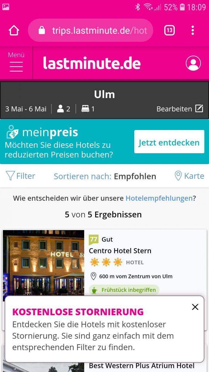 lastminute.de_mobile_Filter